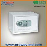 Sicherheits-Kasten-Safe mit LCD-Bildschirmanzeige-äußerem Batterieraum