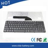 Laptop-Tastatur/verdrahtete Tastatur für Asus K50 K70 F52 F90 P50 Schwarzes wir Version