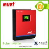 Inversor solar de la Sistema Solar 4kw de la función de la necesidad de la potencia paralela fácil del inversor