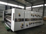 Automatic Flexo 4 Color Printer Die Cutter Machine for Corrugated Box Making