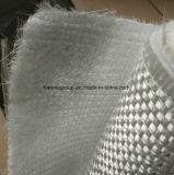 Eガラスガラス繊維によって編まれる非常駐のCombimattのガラス繊維によって編まれる非常駐の担保付きのマット