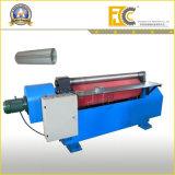 Placa de aço de 1000 comprimentos que rola a máquina hidráulica com dois rolos