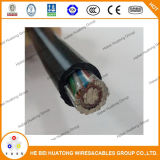 16mm PVC Aluminum Conductor Concentric Neutral Electrical Wire Cable