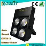 COB FOCO LED PAR Luz 400W 2en1
