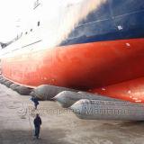 Luchtkussen van de Cilinder van de Ballon van de Bulk-carrier het Rubber voor het Opheffen