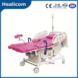 Hdcb-B Electric obstétrique Hospital Bed lit de livraison