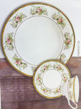 12CS Porcelain Dinner Set