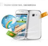 Samsung GalaxiのデュオS7562の二重目的カードの携帯電話のため