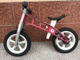 Miúdos que funcionam a bicicleta do balanço das crianças da bicicleta com En71