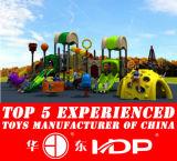 Apparatuur van het Park van de Dia van de Kinderen van de Speelplaats van Pesi de Openlucht