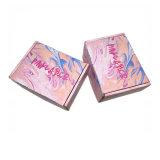 Cajas de cartón corrugado medio de correo cajas de regalo con tapas para la ropa