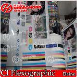 Tambour central 1 à 8 couleurs Impression Flexo Impression Machine/Chang hong Machinery Company