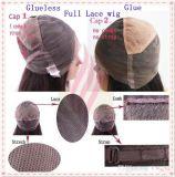 La parrucca brasiliana del merletto dei capelli umani del Virgin/in pieno merletta la parrucca/parrucca anteriore del merletto