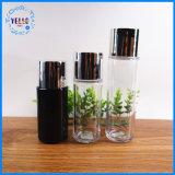 110ml Toner van de Zorg van de huid de Plastic Kosmetische Verpakking van de Douane van de Fles