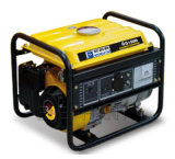 1.0-6.0kw 가정 상점을%s 휴대용 가솔린 발전기