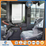 La Chine 2.5Ton chargement frontal mini chargeuse à roues avec Log Grab