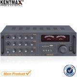 Amplificador de potência audio para o sistema do PA