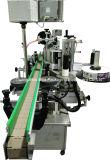 Automatische runde Flaschen-Satz-Maschinerie für selbstklebendes