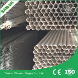 Buis van de Drainage van de Drainage Pipe/PVC van pvc van ASTM BS de Standaard Witte