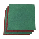 Резиновый циновка, циновка PVC с черной, красно, голубо, зелено, серо, Brown, бежевый