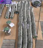 O aço inoxidável padrão forjou flanges