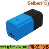 도매 시장 2600mAh 외부 플러그 접속식 전화 충전기