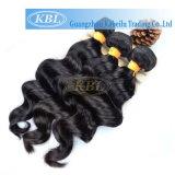 Extensions indiennes de cheveux humains de la pente 3A