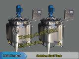 Réservoir de mélange 200L du chauffage Ss304