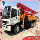 IsuzuシャーシのトラックのSanyの具体的なポンプが付いている38~42m中国の具体的なポンプトラック
