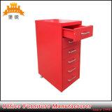 Kinder verwenden kleinen Fach-Büro-Speicher-Schrank des Metall6