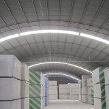 De pvc Gelamineerde Raad van het Plafond van het Gips met Aluminiumfolie Backing569