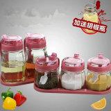 Neue Art-Glasglas für Speicheröl/-nahrung/-aroma von der chinesischen Fabrik