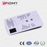 Ntag203 Smart RFID en plastique de l'accès avec carte de contrôle des prix bon marché