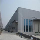 Estrutura de aço galvanizado com a estrutura de depósito prefabricadas
