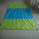 Picnic, Beach를 위한 옥외 Traveling Blanket Coated Fabric Waterproof Fabric,