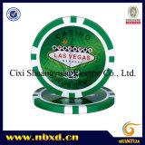 11.5g Chip de Poker com Etiquetas Personalizadas (SY-D17G)