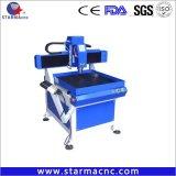 卸売のために4軸線の小型3D CNCのルーター6090を広告すること