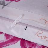 安い中国の工場製造者は綿のサテンの寝具セットを印刷した