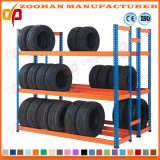 Longspan Metal Wheel Sand Tires Racking Shelving Warehouse Racking (Zhr294)
