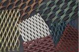 Qualitäts-dekoratives Aluminium erweitertes Ineinander greifen für Gebäude-Fassadeanping-Fabrik