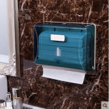 플라스틱 (KW-727)를 가진 호텔 목욕탕을%s 서류상 홀더