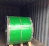 Bobina laminada a alta temperatura de aço inoxidável (201 202 430 409L)