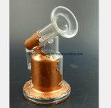 Narghilé di vetro con il nuovo metallo del mestiere