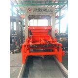 Pavimentadora hueco hidráulica automática del ladrillo del bloque de cemento que hace la máquina