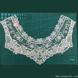 Mode Collier Collier en dentelle de coton broderie tissu accessoires du vêtement Textile