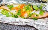 8011-O 0.008mm Nahrungsmittelgrad-Haushalts-Aluminiumfolie für Bratfische