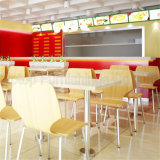 (SP-CS286) 현대 디자인 중국 간이 식품 Restoranda Masa Ve Sandalye 가구 세트