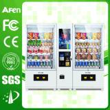 Touch Screen Vending Machine mit LCD-Werbung Bildschirm mit Münze Akzeptor
