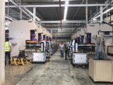 90 Ton Gap Máquina de prensa elétrica de alta precisão da Estrutura