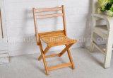Sillas de comedor plegable de madera de bambú moderno sillas de niños (M-X2507)